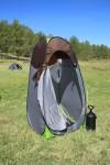 voyage mongolie,tente,douche,bivouac,camping,aventure,trek,randonnée,trekking